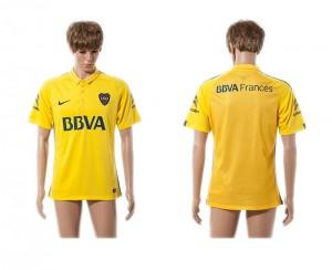 Camiseta nueva del Boca 2015/2016 Equipacion Tercera