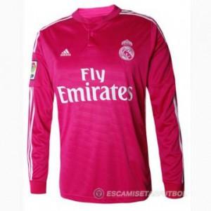 Camiseta del ML Real Madrid Segunda Equipacion 2014/2015