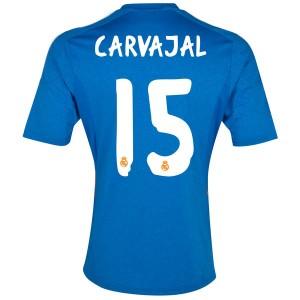 Camiseta Real Madrid Carvajal Segunda Equipacion 2013/2014