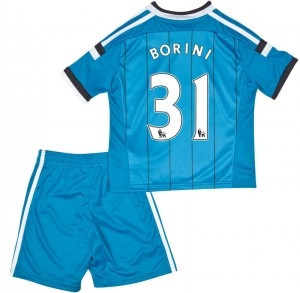 Camiseta del Kirch Borussia Dortmund Segunda 2013/2014