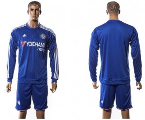Camiseta nueva del Chelsea 2015/2016