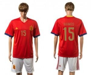 Camiseta del 15# España 2015-2016