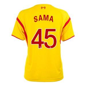 Camiseta Chelsea Moses Tercera Equipacion 2013/2014