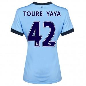 Camiseta nueva del Manchester City 2013/2014 Javi Garcia Primera