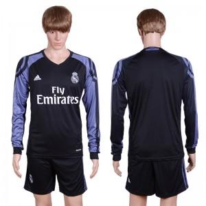 Camiseta Real Madrid LS Tercera Equipacion 16/17