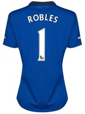 Camiseta del Naughton Tottenham Hotspur Segunda 14/15