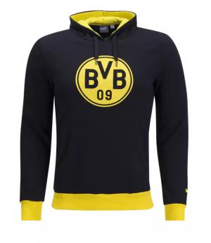 Camiseta del Crest Hoody Borussia Dortmund 2017/2018