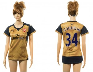 Camiseta nueva Arsenal 34# Away
