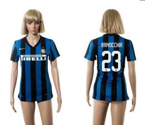 Camiseta de Inter Milan 2015/2016 23 Mujer