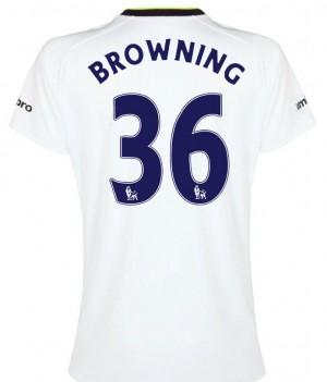 Camiseta de Tottenham Hotspur 2013/2014 Segunda Lennon