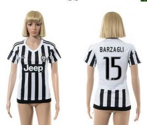 Camiseta Juventus 15 2015/2016 Mujer