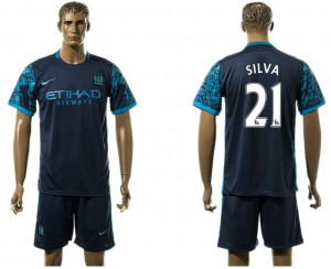 Camiseta nueva Manchester City 21# Away