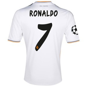 Camiseta nueva del Real Madrid 2013/2014 Equipacion Ronaldo Primera