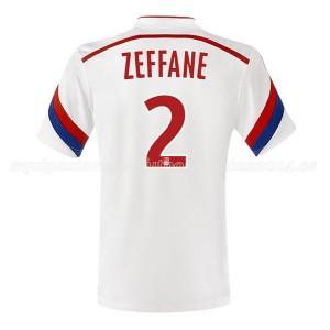 Camiseta de Lyon 2014/2015 Primera Zeffane