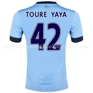 Camiseta de Manchester City 2014/2015 Primera Toure