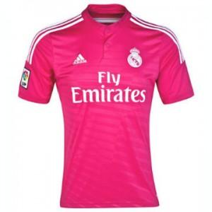 Camiseta nueva Real Madrid Equipacion Segunda 2014/2015