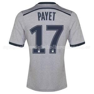 Camiseta nueva del Marseille 2014/2015 Payet Segunda
