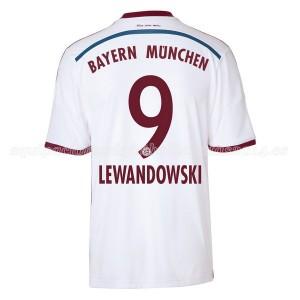 Camiseta nueva Bayern Munich Lewandowski Equipacion Segunda