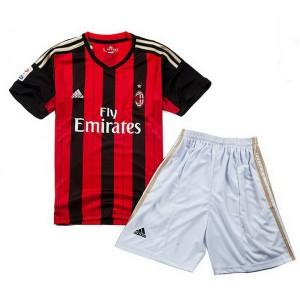 Camiseta nueva AC Milan Nino Equipacion Primera 2013/2014
