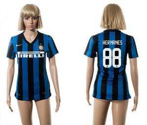 Camiseta Inter Milan 88 2015/2016 Mujer
