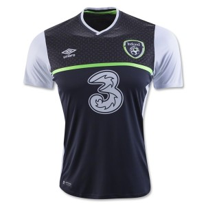 Camiseta nueva Ireland 2016/2017