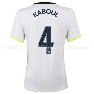 Camiseta nueva Tottenham Hotspur Kaboul Primera 14/15