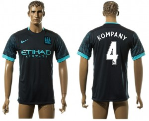 Camiseta Manchester City 4# Away aaa version