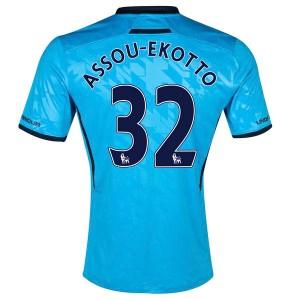 Camiseta de Tottenham Hotspur 2013/2014 Segunda Assou Ekotto