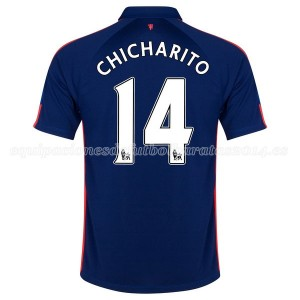 Camiseta Manchester United Chicharito Tercera 2014/2015