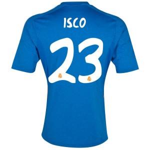 Camiseta de Real Madrid 2013/2014 Segunda Isco Equipacion