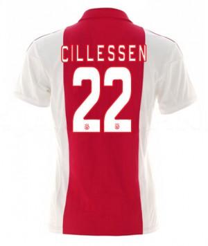 Camiseta de Tottenham Hotspur 14/15 Segunda Adebayor