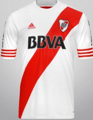Camiseta nueva River Plate 2015