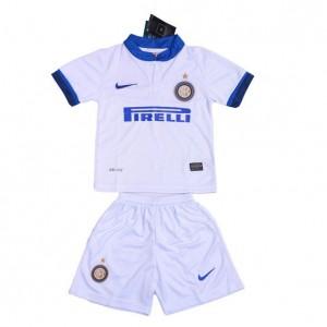 Camiseta Inter Milan Segunda Equipacion 2013/2014 Nino