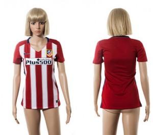 Camiseta nueva del Atletico Madrid 2015/2016 Mujer