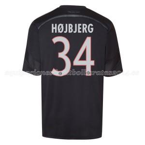 Camiseta nueva Bayern Munich Hojbjerg Equipacion Tercera 2014/2015