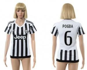 Camiseta de Juventus 2015/2016 6 Mujer