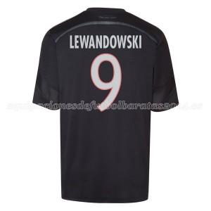 Camiseta nueva del Bayern Munich Equipacion Lewandowski Tercera
