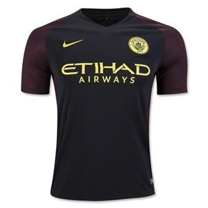 Camiseta nueva Manchester City Equipacion Segunda 2016/2017