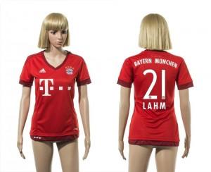 Camiseta nueva del Bayern Munich Mujer