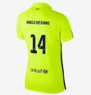 Nino Camiseta del Barcelona Segunda Equipacion 2013/2014