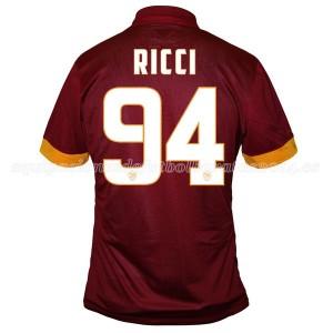 Camiseta de AS Roma 2014/2015 Primera Ricci Equipacion